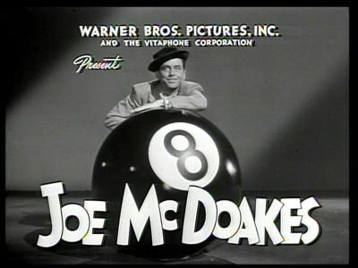 Cinecon Day 4 Joe Mcdoakes Series 1940s The Circus Man