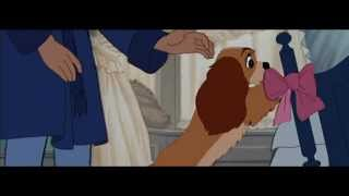 What Is A Baby Anyway A Look At A Sequence From Lady And The Tramp Cappa Toons